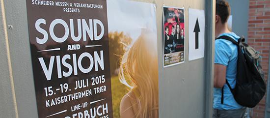 Sound & Vision 2015
